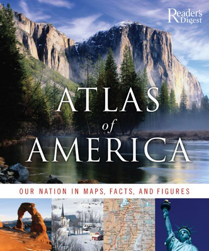 9780762106554: Atlas of America: Our Nation in Maps, Facts, and Pictures