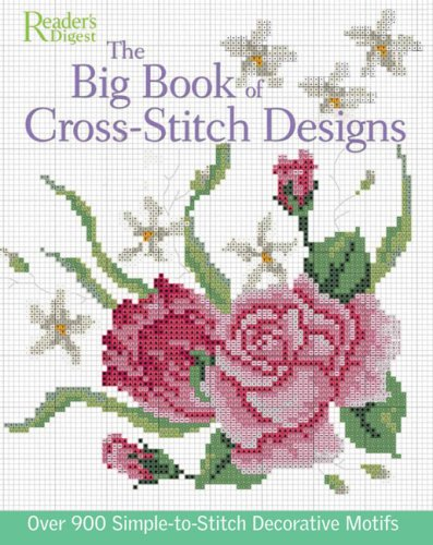 9780762106738: Big Book of Cross-Stitch Design: Over 900 Simple-to-Sew Decorative Motifs