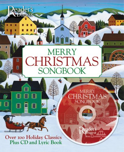 9780762108688: Merry Christmas Songbook: Over 100 Holiday Classics (Book & CD)