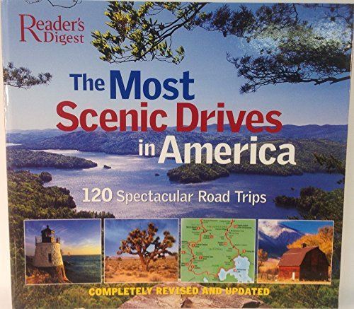 9780762108718: The Most Scenic Drives in America: 120 Spectacular Road Trips