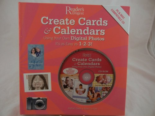 9780762108916: Reader's Digest Create Cards & Calendars, Pc & Mac Compatible Cd-rom & Book, 2007 Edition, 176 Pages