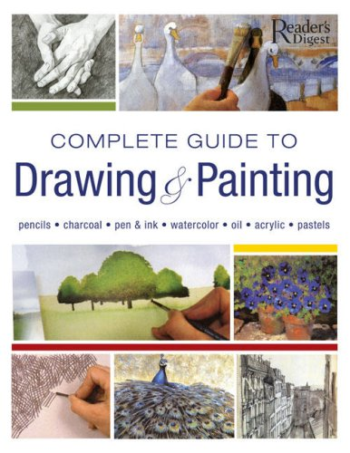 9780762109357: Complete Guide to Drawing & Painting