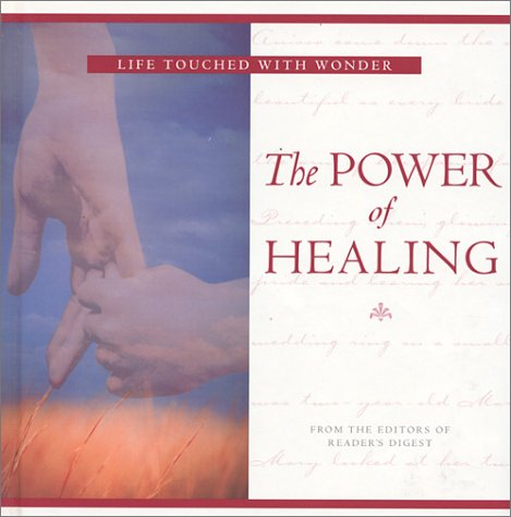 9780762188543: Power of Healing (Life Touched with Wonder)