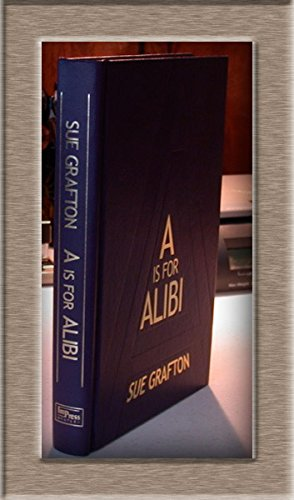9780762188604: A Is for Alibi (Out There)