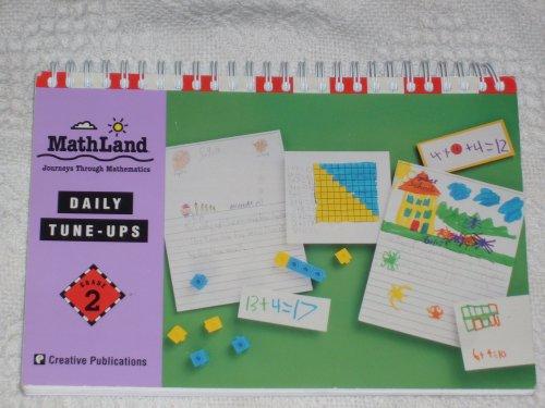 9780762202997: Daily Tune-Ups , Grade 2 (MathLand , Journeys Through Mathematics, Grade 2)