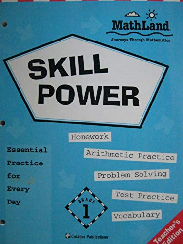 Skill Power Essential Practice for Every Day: Julie Pier Brodie,