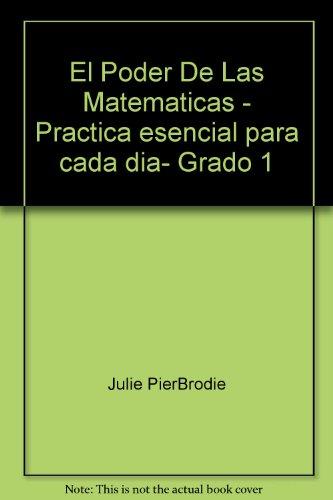 El Poder De Las Matematicas - Practica: Julie PierBrodie