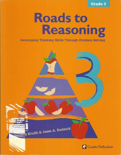 9780762213498: Roads to Reasoning Grade 3