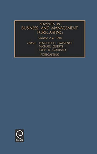 Advances in Business and Management Forecasting (Hardback)