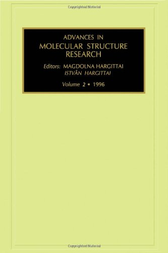 9780762300259: Advances in Molecular Structure Research, Volume 2