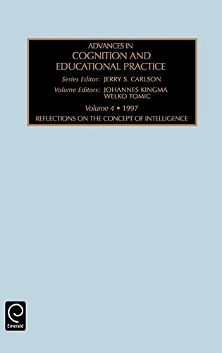 Reflections on the Concept of Intelligence (Advances: Tomic