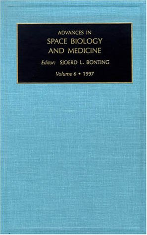 9780762301478: Advances in Space Biology and Medicine, Volume 6