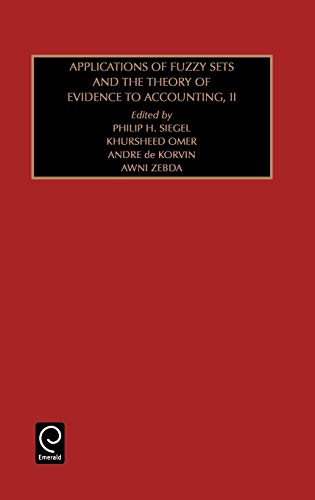 Studies in Managerial and Financial Accounting, Volume: Philip H. Siegel
