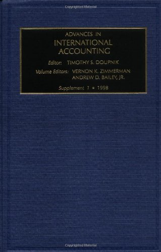9780762304615: The Evolution of International Accounting Standards in Transitional and Developing Economies (Volume V) (Advances in International Accounting (Volume V))
