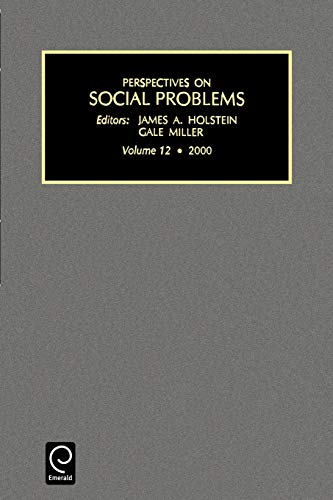 Perspectives in Social Prob: Holstein
