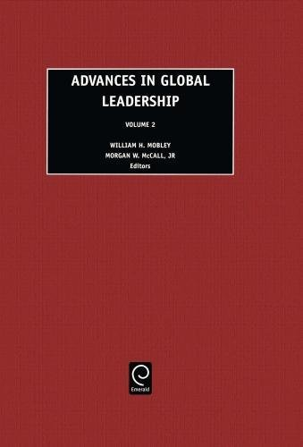 Advances in Global Leadership: William H Mobley,