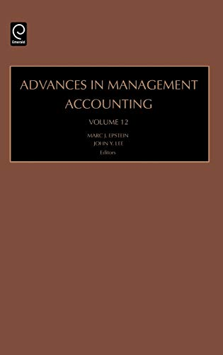 Advances In Management Accounting - Isbn:9781848552661 - image 3