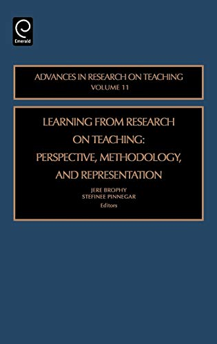 Learning from Research on Teaching: Perspective, Methodology, and Representation