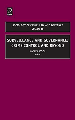 Surveillance and Governance (Hardback)