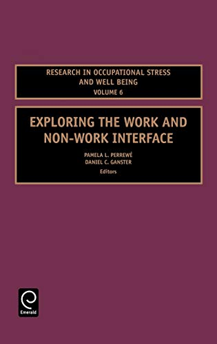 Exploring the Work and Non-Work Interface: Pamela Perrew