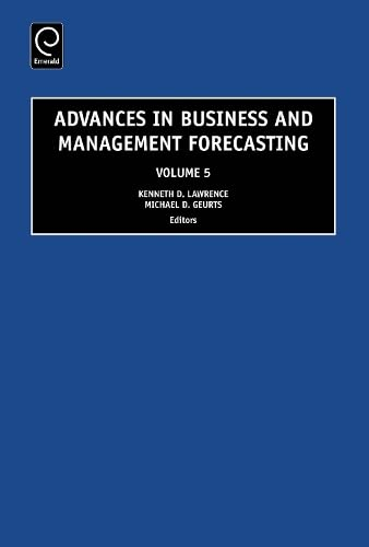 9780762314782: Advances in Business and Management Forecasting, Volume 5