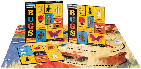 Bugs: A Play-And-Learn Kit (Please Touch Museum): Keech, Ann