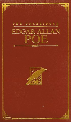 9780762401789: The Unabridged Edgar Allan Poe: The Conqueror Worm/The Fall of the House of Usher/The Murders in the Rue Morgue/The Pit and the Pendulum (Courage Unabridged Classics)