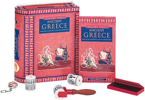 Ancient Greece: Treasure Chests : 4,000 Years of History and Mythology to Unlock and Discover (...