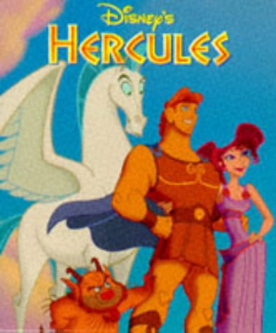 9780762402311: Disney's Hercules (Miniature Editions)