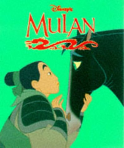 9780762403035: Disney's Mulan, Miniature Editions