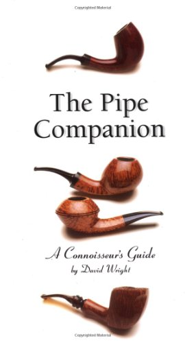 9780762403233: Pipe Companion: A Connoisseur's Guide (Connoisseur's Guides)