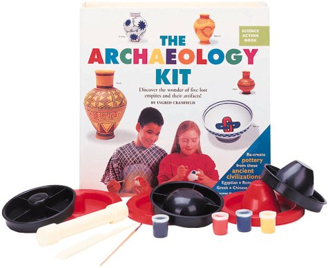 9780762403660: Archaeology Kit (Science Action Books (Running Press))