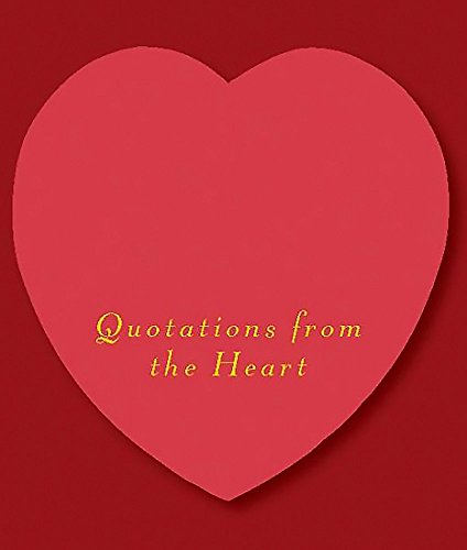 9780762406654: Love: Quotations From The Heart (Miniature Editions)