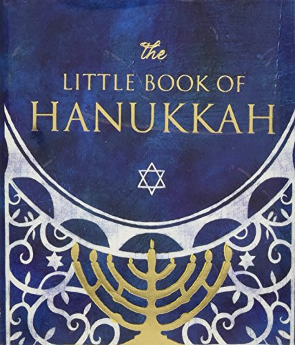 9780762407903: The Little Book of Hanukkah (Miniature Editions)