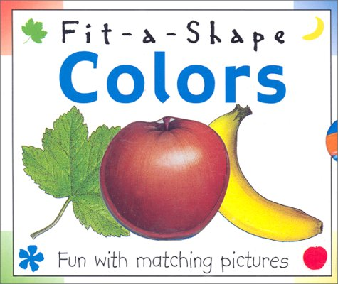 Fit-a-Shape Colors: Running Press