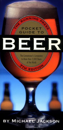 9780762408856: Running Press Pocket Guide To Beer: 7th Ed