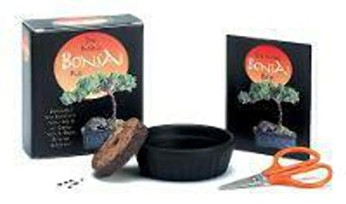 9780762409747: The Mini Bonsai Kit [With Other] (Miniature Editions Pocket Pack)