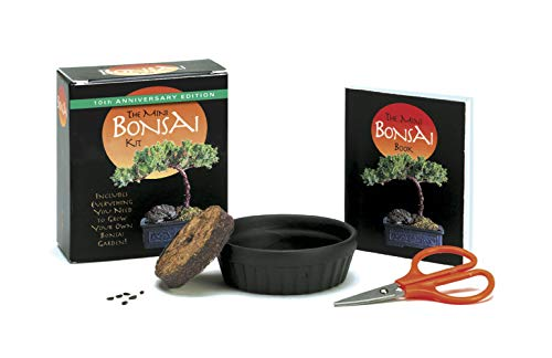 9780762409747: The Mini Bonsai Kit (Miniature Editions)