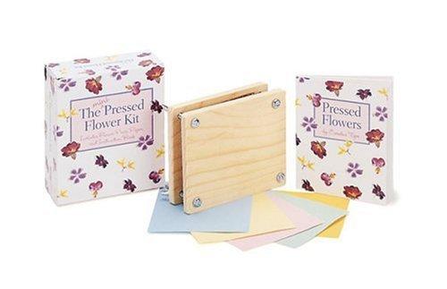 9780762409754: The Mini Pressed Flower Kit