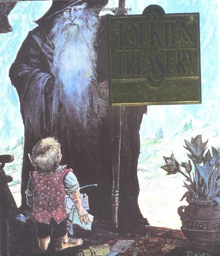 9780762409808: A Tolkien Treasury (Miniature Editions)