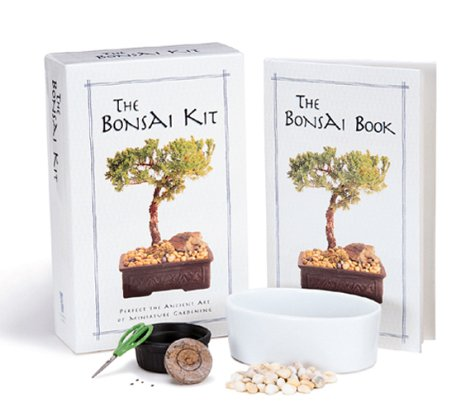 9780762410422: The Bonsai Kit: Perfect the Ancient Art of Miniature Gardening