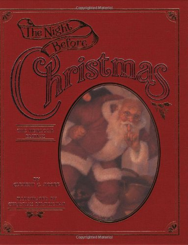 The Night Before Christmas: The Heirloom Edition (0762410698) by Birmingham, Christian; Moore, Clement C.