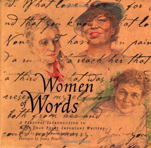 Women of Words: Janet Bukovinsky Teacher, Jenny Powell