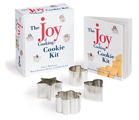 9780762410941: Joy Of Cooking Cookie Kit (Pocket Packets)
