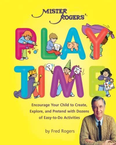 9780762411238: Mister Rogers' Playtime