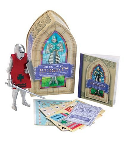 9780762411252: Lift the Lid on Knights: Explore a Medieval World of Chivalry and Adventure and Build Your Own Knight!