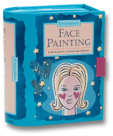 9780762412235: Face Painting Box: A World Of Fun To Unlock And Discover (Keepsake)