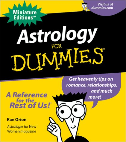 9780762412433: Astrology for Dummies