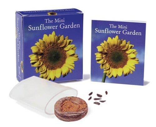 9780762412525: The Mini Sunflower Garden (Mini Kit)