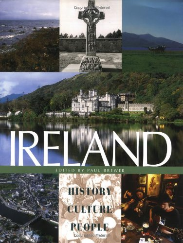 9780762412693: Ireland: History, People, Culture
